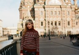 From Russia with Love, shop this story with Purple Boutique