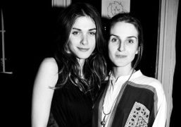 GAIA REPOSSI DINNER AT THE LION, new york