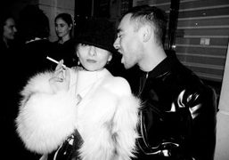 Mugler after show party at Le Baron, Paris