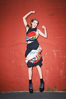 Lindsey Wixson in New Jersey