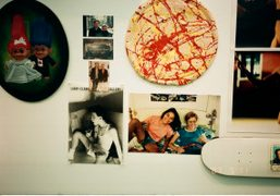Larry Clark's works at The New Museum, New York
