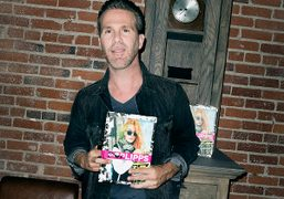 "Scott Lipps' ""Pop Lipps"" book launch, Los Angeles"