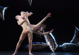 "Stephen Petronio Company ""Bloodlines"" at the Joyce Theater, New York"
