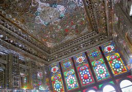 A visit to the Narenjestan Palace and Gardens in Shiraz