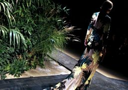 Erdem S/S 2015 show at the Old Selfridges Hotel, London