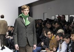 Margaret Howell Men's F/W 2015 at the London Collections, London