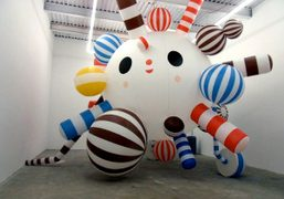 FRIENDSWITHYOU's FIRST NEW YORK SOLO SHOW at the hole's new gallery, new...
