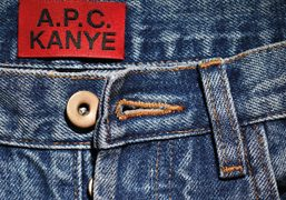 A.P.C. X Kanye West collaboration