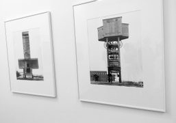 Bernd and Hilla Becher exhibition at Sprueth Magers, London