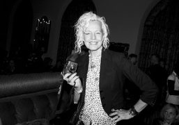 "Ellen von Unwerth at the 7Hollywood magazine private launch of the ""Fantasy Issue""…"