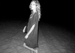 Chelsea Schuchman at Zuma Beach, Los Angeles