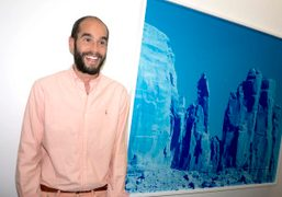 """David Benjamin Sherry's """"Wonderful Land"""" show opening at Oh Wow! gallery, Los..."""