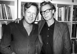 "Doug Aitken's ""100 years"" book signing and conversation with Philippe Vergne at..."