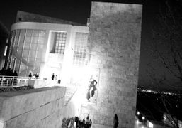 """OPENING OF THE HERB RITTS """"L.A STYLE"""" at The Getty, Los Angeles"""