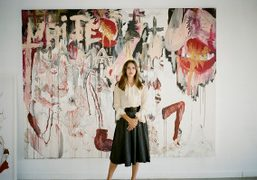 """A visit to Lucile Littot's studio and """"The Impermanent Collection"""" gallery in..."""
