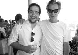 The Last Taste of Summer lunch hosted by Philippe Vergne, Los Angeles