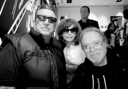 THE BOOK LAUNCH OF CAMMANDO: THE AUTOBIOGRAPHY OF DECEASED MUSICIAN JOHNNY RAMONE...