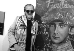 """CULT NY ARTIST RENE RICARD'S EXHIBITION """"GO MAE WEST, YOUNG MAN"""" (curated..."""