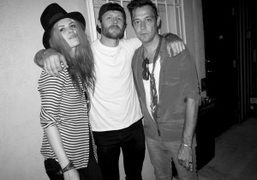 """Signing of the new """"The Kills: Dream & Drive"""" book at Bookmarc..."""