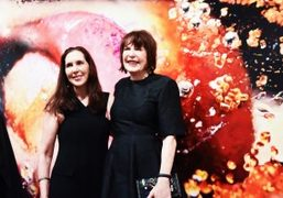 """Marilyn Minter """"Pretty/Dirty"""" opening at the Contemporary Arts Museum Houston"""