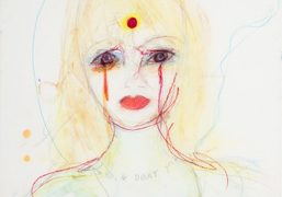 Courtney Love's new exhibition opens tonight at Lyman Allyn Art Museum, New...