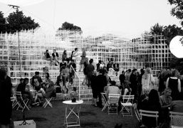 COS X Serpentine Park Nights Summer Party at the Sou Foujimoto Pavilion,...