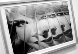"""Dennis Hopper """"Scratching the Surface"""" at Gagosian Gallery, Rome"""
