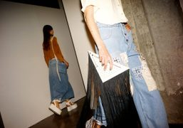 MM6 S/S 2015 Show, New York