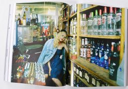 A preview of Sandy Kim's fashion story in Purple Fashion Magazine #20...