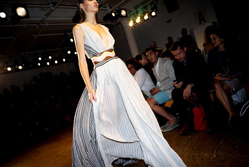 Sophie Theallet S/S 2015 Show, New York