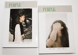 PURPLE INDEX 76: DISCOVER THE COVER STARRING MARA KASANPAWIRO FOR NICOLAS GHESQUIÈRE