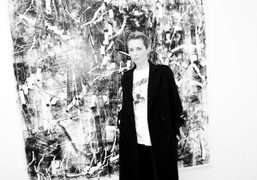 """Kika Karadi """"OPM"""" Exhibition Opening at the Journal Gallery, New York"""