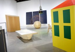 Michelangelo Pistoletto 'The Minus Objects' at Luhring Augustine, Brooklyn