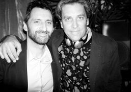 """Xavier Veilhan """"Music"""" Opening After Party at Paul's Baby Grand, New York"""