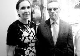 The Tribeca Ball Honoring Laurie Simmons and Carroll Dunham, New York