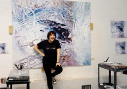 A Visit to Marilyn Minter's Studio, New York