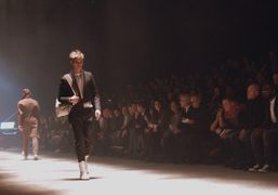 LANVIN F/W 2012 MEN'S SHOW, Paris