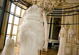 GIVENCHY COUTURE F/W 2011/12 PRESENTATION at the hotel evreux, paris