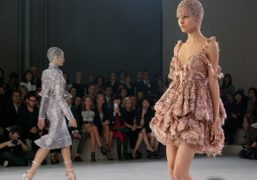 MY GODDESS: ALEXANDER MCQUEEN SPRING/SUMMER 2012, Paris
