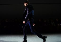 Diesel Black Gold Men's F/W 2015 Show at Triennale Di Milano, Milan