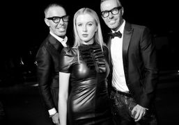 """Cocktail party to open """"Ceresio 7"""" restaurant owned by Dsquared's Dean and..."""