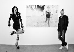 """Jeremy Kost's """"Friends with Benefits"""" exhibition opening at The Andy Warhol Museum,..."""