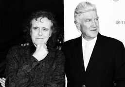 The Music of David Lynch concert and benefit at the Ace Hotel...