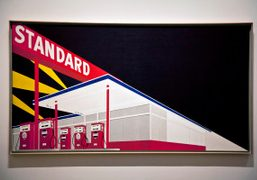 PACIFIC STANDARD TIME, CROSSCURRENTS IN L.A. PAINTING and SCULPTURE, 1950-1970 (part 2)...