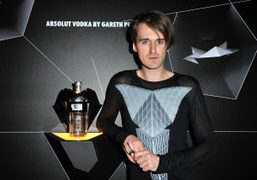 GARETH PUGH SPRING / SUMMER 2012 AFTERPARTY WITH ABSOLUT VODKA at the...