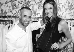 Calvin Klein Collection, The Webster Miami and Art Production Fund Host a...