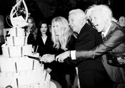 30th ANNIVERSARY of GUESS at Hotel George V, Paris