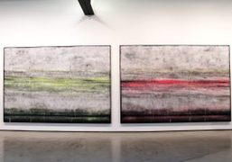 """Sterling Ruby """"Sunrise Sunset"""" exhibition at Hauser & Wirth, New York"""