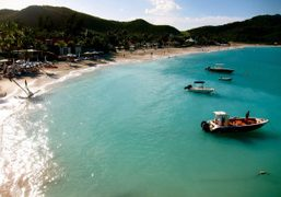 HOLIDAY IN ST. BARTS