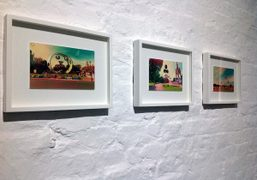 ANGELO PLESSAS' Latest Exhibition at Cell Gallery, London